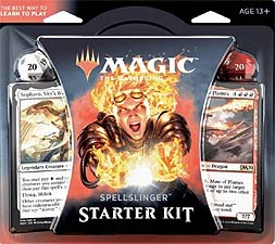 Spirit Games (Est. 1984) - Supplying role playing games (RPG), wargames rules, miniatures and scenery, new and traditional board and card games for the last 20 years sells Core Set 2020 Spellslinger Starter Kit