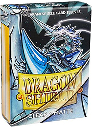 Spirit Games (Est. 1984) - Supplying role playing games (RPG), wargames rules, miniatures and scenery, new and traditional board and card games for the last 20 years sells Dragon Shield Small Card Sleeves Matte Clear