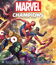 Spirit Games (Est. 1984) - Supplying role playing games (RPG), wargames rules, miniatures and scenery, new and traditional board and card games for the last 20 years sells Marvel Champions: The Card Game
