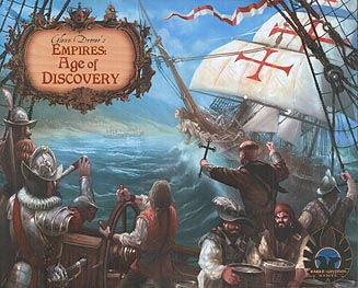 Spirit Games (Est. 1984) - Supplying role playing games (RPG), wargames rules, miniatures and scenery, new and traditional board and card games for the last 20 years sells Empires: Age of Discovery Deluxe Upgrade Pack