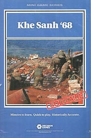 Spirit Games (Est. 1984) - Supplying role playing games (RPG), wargames rules, miniatures and scenery, new and traditional board and card games for the last 20 years sells Khe Sanh