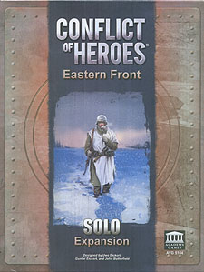 Spirit Games (Est. 1984) - Supplying role playing games (RPG), wargames rules, miniatures and scenery, new and traditional board and card games for the last 20 years sells Conflict of Heroes: Eastern Front Solo Expansion