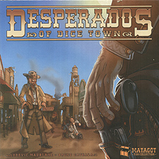 Spirit Games (Est. 1984) - Supplying role playing games (RPG), wargames rules, miniatures and scenery, new and traditional board and card games for the last 20 years sells Desperados of Dice Town