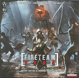 Spirit Games (Est. 1984) - Supplying role playing games (RPG), wargames rules, miniatures and scenery, new and traditional board and card games for the last 20 years sells Fireteam Zero