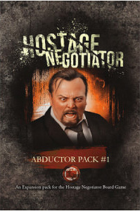 Spirit Games (Est. 1984) - Supplying role playing games (RPG), wargames rules, miniatures and scenery, new and traditional board and card games for the last 20 years sells Hostage Negotiator: Abductor Pack #1
