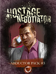 Spirit Games (Est. 1984) - Supplying role playing games (RPG), wargames rules, miniatures and scenery, new and traditional board and card games for the last 20 years sells Hostage Negotiator: Abductor Pack #3