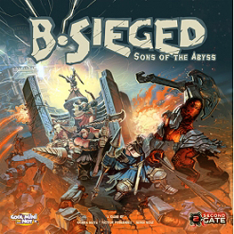 Spirit Games (Est. 1984) - Supplying role playing games (RPG), wargames rules, miniatures and scenery, new and traditional board and card games for the last 20 years sells B-Sieged: Sons of the Abyss