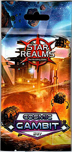 Spirit Games (Est. 1984) - Supplying role playing games (RPG), wargames rules, miniatures and scenery, new and traditional board and card games for the last 20 years sells Star Realms: Cosmic Gambit Set