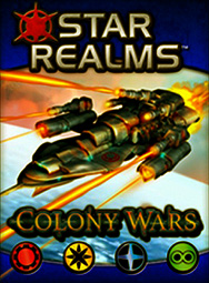Spirit Games (Est. 1984) - Supplying role playing games (RPG), wargames rules, miniatures and scenery, new and traditional board and card games for the last 20 years sells Star Realms: Colony Wars