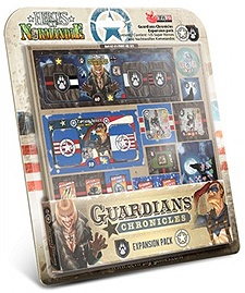 Spirit Games (Est. 1984) - Supplying role playing games (RPG), wargames rules, miniatures and scenery, new and traditional board and card games for the last 20 years sells Heroes of Normandie: Guardians