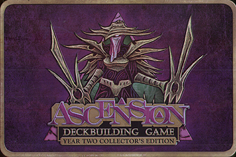 Spirit Games (Est. 1984) - Supplying role playing games (RPG), wargames rules, miniatures and scenery, new and traditional board and card games for the last 20 years sells Ascension: Year Two Collector