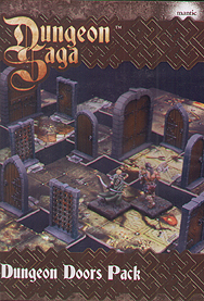 Spirit Games (Est. 1984) - Supplying role playing games (RPG), wargames rules, miniatures and scenery, new and traditional board and card games for the last 20 years sells Dungeon Saga: Dungeon Doors Pack