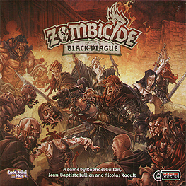 Spirit Games (Est. 1984) - Supplying role playing games (RPG), wargames rules, miniatures and scenery, new and traditional board and card games for the last 20 years sells Zombicide Black Plague