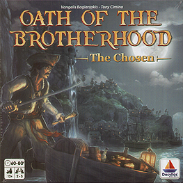 Spirit Games (Est. 1984) - Supplying role playing games (RPG), wargames rules, miniatures and scenery, new and traditional board and card games for the last 20 years sells Oath of the Brotherhood: The Chosen 1st edition