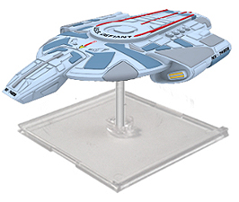 Spirit Games (Est. 1984) - Supplying role playing games (RPG), wargames rules, miniatures and scenery, new and traditional board and card games for the last 20 years sells Star Trek: Attack Wing Federation USS Valiant Wave 22 Expansion Pack