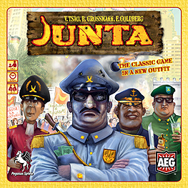 Spirit Games (Est. 1984) - Supplying role playing games (RPG), wargames rules, miniatures and scenery, new and traditional board and card games for the last 20 years sells Junta v3.1