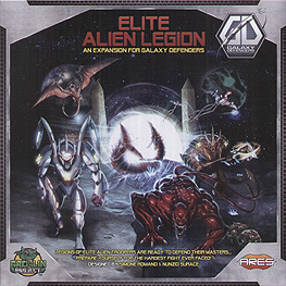 Spirit Games (Est. 1984) - Supplying role playing games (RPG), wargames rules, miniatures and scenery, new and traditional board and card games for the last 20 years sells Galaxy Defenders: Elite Alien Legion