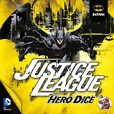 Spirit Games (Est. 1984) - Supplying role playing games (RPG), wargames rules, miniatures and scenery, new and traditional board and card games for the last 20 years sells Justice League: Hero Dice - Batman