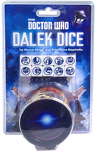 Spirit Games (Est. 1984) - Supplying role playing games (RPG), wargames rules, miniatures and scenery, new and traditional board and card games for the last 20 years sells Dalek Dice