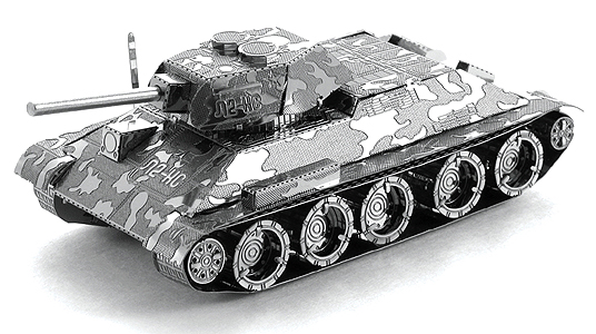 Spirit Games (Est. 1984) - Supplying role playing games (RPG), wargames rules, miniatures and scenery, new and traditional board and card games for the last 20 years sells Kit: T-34 Tank