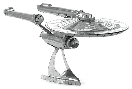 Spirit Games (Est. 1984) - Supplying role playing games (RPG), wargames rules, miniatures and scenery, new and traditional board and card games for the last 20 years sells Kit: Star Trek U.S.S. Enterprise NCC-1701