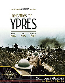Spirit Games (Est. 1984) - Supplying role playing games (RPG), wargames rules, miniatures and scenery, new and traditional board and card games for the last 20 years sells Red Poppies Campaigns Volume 1: The Battles of Ypres