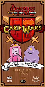 Spirit Games (Est. 1984) - Supplying role playing games (RPG), wargames rules, miniatures and scenery, new and traditional board and card games for the last 20 years sells Adventure Time Card Wars: Princess Bubblegum vs. Lumpy Space Princess
