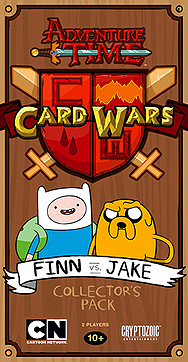 Spirit Games (Est. 1984) - Supplying role playing games (RPG), wargames rules, miniatures and scenery, new and traditional board and card games for the last 20 years sells Adventure Time Card Wars: Finn vs. Jake