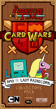 Spirit Games (Est. 1984) - Supplying role playing games (RPG), wargames rules, miniatures and scenery, new and traditional board and card games for the last 20 years sells Adventure Time Card Wars: BMO vs. Lady Rainicorn