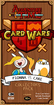 Spirit Games (Est. 1984) - Supplying role playing games (RPG), wargames rules, miniatures and scenery, new and traditional board and card games for the last 20 years sells Adventure Time Card Wars: Fionna vs. Cake