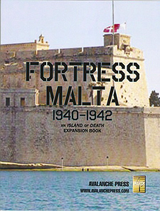 Spirit Games (Est. 1984) - Supplying role playing games (RPG), wargames rules, miniatures and scenery, new and traditional board and card games for the last 20 years sells Islands of Death Expansion: Fortress Malta