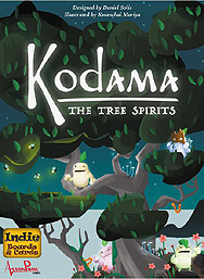Spirit Games (Est. 1984) - Supplying role playing games (RPG), wargames rules, miniatures and scenery, new and traditional board and card games for the last 20 years sells Kodama: The Tree Spirits 2nd Edition