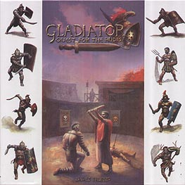 Spirit Games (Est. 1984) - Supplying role playing games (RPG), wargames rules, miniatures and scenery, new and traditional board and card games for the last 20 years sells Gladiator: Quest for the Rudis