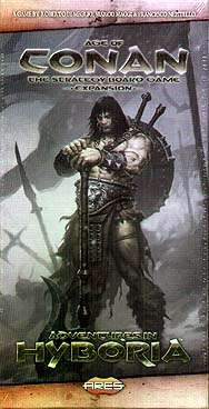 Spirit Games (Est. 1984) - Supplying role playing games (RPG), wargames rules, miniatures and scenery, new and traditional board and card games for the last 20 years sells Age of Conan Expansion: Adventures in Hyboria