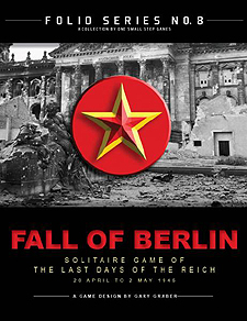 Spirit Games (Est. 1984) - Supplying role playing games (RPG), wargames rules, miniatures and scenery, new and traditional board and card games for the last 20 years sells Fall of Berlin: Folio Game Series No. 8 (Ziplock)