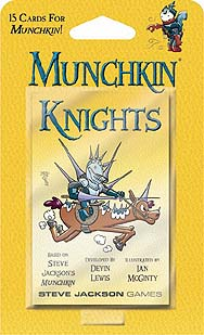 Spirit Games (Est. 1984) - Supplying role playing games (RPG), wargames rules, miniatures and scenery, new and traditional board and card games for the last 20 years sells Munchkin Knights