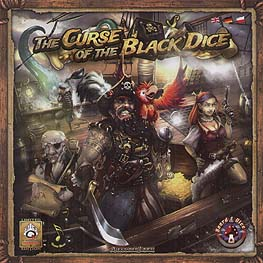 Spirit Games (Est. 1984) - Supplying role playing games (RPG), wargames rules, miniatures and scenery, new and traditional board and card games for the last 20 years sells The Curse of the Black Dice