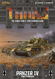 Spirit Games (Est. 1984) - Supplying role playing games (RPG), wargames rules, miniatures and scenery, new and traditional board and card games for the last 20 years sells Tanks: Panzer IV Expansion