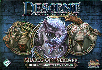 Spirit Games (Est. 1984) - Supplying role playing games (RPG), wargames rules, miniatures and scenery, new and traditional board and card games for the last 20 years sells Descent: Journeys in the Dark Second Edition - Shards of Everdark Hero and Monster Collection