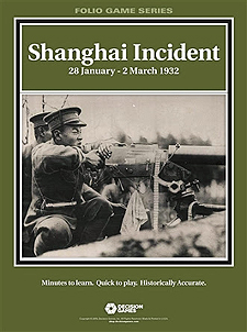 Spirit Games (Est. 1984) - Supplying role playing games (RPG), wargames rules, miniatures and scenery, new and traditional board and card games for the last 20 years sells Shanghai Incident: Folio Game Series (Ziplock)