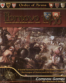 Spirit Games (Est. 1984) - Supplying role playing games (RPG), wargames rules, miniatures and scenery, new and traditional board and card games for the last 20 years sells Fornovo 1495