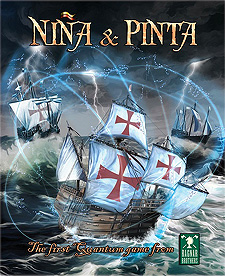 Spirit Games (Est. 1984) - Supplying role playing games (RPG), wargames rules, miniatures and scenery, new and traditional board and card games for the last 20 years sells Nina and Pinta