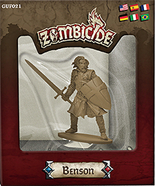 Spirit Games (Est. 1984) - Supplying role playing games (RPG), wargames rules, miniatures and scenery, new and traditional board and card games for the last 20 years sells Zombicide Black Plague: Benson