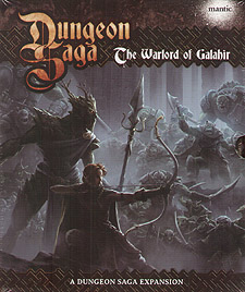 Spirit Games (Est. 1984) - Supplying role playing games (RPG), wargames rules, miniatures and scenery, new and traditional board and card games for the last 20 years sells Dungeon Saga: The Warlord of Galahir