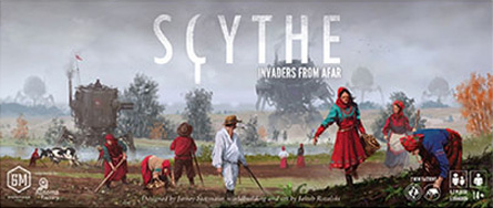 Spirit Games (Est. 1984) - Supplying role playing games (RPG), wargames rules, miniatures and scenery, new and traditional board and card games for the last 20 years sells Scythe: Invaders from Afar