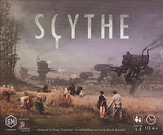 Spirit Games (Est. 1984) - Supplying role playing games (RPG), wargames rules, miniatures and scenery, new and traditional board and card games for the last 20 years sells Scythe
