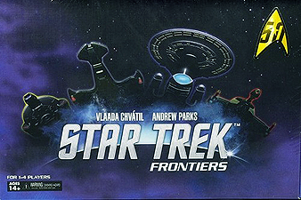 Spirit Games (Est. 1984) - Supplying role playing games (RPG), wargames rules, miniatures and scenery, new and traditional board and card games for the last 20 years sells Star Trek Frontiers