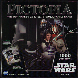 Spirit Games (Est. 1984) - Supplying role playing games (RPG), wargames rules, miniatures and scenery, new and traditional board and card games for the last 20 years sells Pictopia: Star Wars