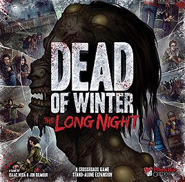 Spirit Games (Est. 1984) - Supplying role playing games (RPG), wargames rules, miniatures and scenery, new and traditional board and card games for the last 20 years sells Dead of Winter: The Long Night