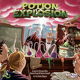 Spirit Games (Est. 1984) - Supplying role playing games (RPG), wargames rules, miniatures and scenery, new and traditional board and card games for the last 20 years sells Potion Explosion